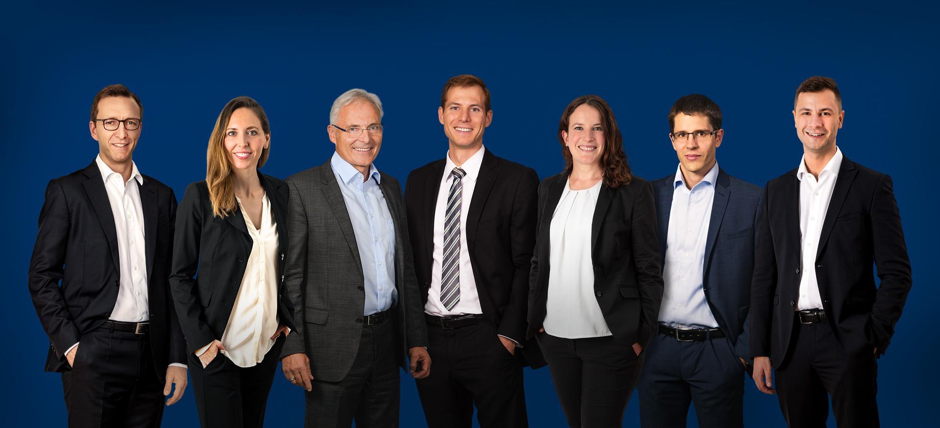 Team, Gruppenbild Ihrer EBERSPÄCHER Rechtsanwälte Böblingen, Sindelfingen, bundesweit. Rechtsanwalt Böblingen. Anwalt Böblingen. Anwaltskanzlei Böblingen.